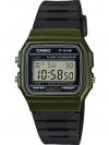 นาฬิกา คาสิโอ Casio STANDARD DIGITAL F-91WM Metal Look series รุ่น F-91WM-3A (สี Green Metal) ของแท้ รับประกัน 1 ปี