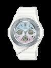 นาฬิกา Casio Baby-G Starry Sky BGA-100ST series รุ่น BGA-100ST-7A (ขาวรุ้ง) ของแท้ รับประกัน1ปี