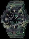 นาฬิกา Casio G-Shock Special Color GA-700CM Camouflage series รุ่น GA-700CM-3A (พรางเขียว) ของแท้ รับประกัน1ปี