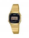 นาฬิกา คาสิโอ Casio STANDARD DIGITAL Vintage รุ่น LA670WGAD-1 ของแท้ รับประกัน 1 ปี