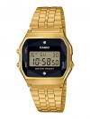 นาฬิกา คาสิโอ Casio STANDARD DIGITAL Vintage รุ่น A159WGED-1 ของแท้ รับประกัน 1 ปี