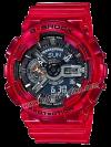 นาฬิกา Casio G-Shock GA-110CR เจลลี่ใส CORAL REEF series รุ่น GA-110CR-4A ของแท้ รับประกัน1ปี