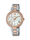 นาฬิกา คาสิโอ Casio SHEEN MULTI-HAND รุ่น SHE-3043SPG-7B ของแท้ รับประกัน1ปี