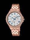 นาฬิกา คาสิโอ Casio SHEEN MULTI-HAND SHE-3062 series รุ่น SHE-3062PG-7A ของแท้ รับประกัน1ปี