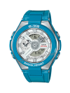 นาฬิกา Casio Baby-G G-MS MSG-400 series รุ่น MSG-400-2A ของแท้ รับประกัน1ปี