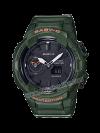 นาฬิกา Casio Baby-G BGA-230S Street Fashion Color series รุ่น BGA-230S-3A (Military Green) ของแท้ รับประกัน1ปี