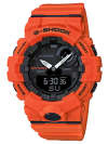 นาฬิกา Casio G-Shock G-SQUAD GBA-800 Step Tracker series รุ่น GBA-800-4A ของแท้ รับประกัน1ปี
