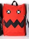 [สีแดง]J247-3 กระเป๋าสะพายหลัง | กระเป๋าเป้ผู้ชาย | กระเป๋าวัยรุ่น| กระเป๋าสะพายหลังผู้หญิง แฟชั่นยอดฮิต สำเนา สำเนา