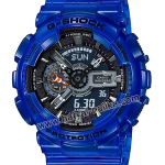 นาฬิกา Casio G-Shock GA-110CR เจลลี่ใส CORAL REEF series รุ่น GA-110CR-2A ของแท้ รับประกัน1ปี
