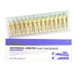 Proyou Whitening Arbutin Fluid Concentrate 2ml (เซรั่มชนิดเข้มข้น ช่วยปรับผิวหน้าให้ขาวกระจ่างใสขึ้นด้วยสารอาร์บูตินเข้มข้น และช่วยดูแลผิวให้สดใสและเปล่งปลั่ง)