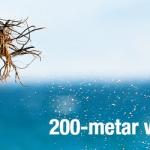 200-meter water resistance