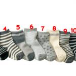 ถุงเท้าแฟชั่นเด็กเล็ก 1-3Y SC70-95