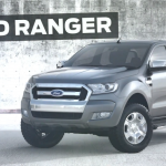 News Car : Ford All New Ranger 2015 ปรับโฉมใหม่ ล้ำกว่าเดิม