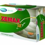 Zemax SX 30 เม็ด 1 กล่อง วิตามินสำหรับผู้ชาย