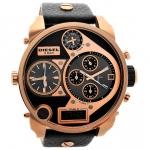 นาฬิกาข้อมือ ดีเซล Diesel SBA Analog-Digital Oversize Triple Time Zone Men's Watch รุ่น DZ7261