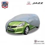 ผ้าคลุมรถเข้ารูป100% รุ่น S-Coat Cover สำหรับรถ HONDA JAZZ (GE) 2008-2013