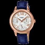 นาฬิกา คาสิโอ Casio SHEEN MULTI-HAND SHE-3059 series รุ่น SHE-3059PGL-7B ของแท้ รับประกัน1ปี