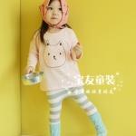 เสื้อเด็กหญิง KK346