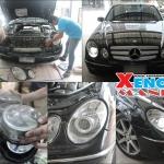 เลนส์โคมไฟหน้า Benz, BMW, Toyota Camry