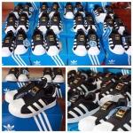 รองเท้าผ้าใบเด็ก Adidas Kids Superstar 360i ของแท้ ขนาด 13-16 cm จัดส่งฟรี