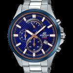 นาฬิกา Casio EDIFICE CHRONOGRAPH Racing Blue concept series EFV-530 series รุ่น EFV-530DB-2AV ของแท้ รับประกัน 1 ปี