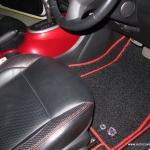 พรมดักฝุ่นไวนิล ชุด Full จำนวน 16 ชิ้น Nissan Juke
