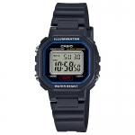 นาฬิกา Casio LADY'S STANDARD DIGITAL LA-20 series รุ่น LA-20WH-1C ของแท้ รับประกัน1ปี