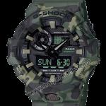 นาฬิกา Casio G-Shock Limited GA-700CM Camouflage series รุ่น GA-700CM-3A (พรางเขียว) ของแท้ รับประกัน1ปี