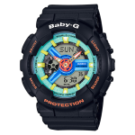 นาฬิกา Casio Baby-G Special Color รุ่น BA-110NR-1A ของแท้ รับประกัน1ปี