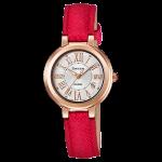 นาฬิกา คาสิโอ Casio SHEEN COLOR SERIES รุ่น SHE-4029PGL-7A ของแท้ รับประกัน1ปี