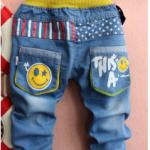 กางเกงยีนส์เด็ก  JJ64