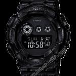 นาฬิกา Casio G-Shock Limited Black Leather Texture series รุ่น GD-120BT-1 ของแท้ รับประกัน1ปี