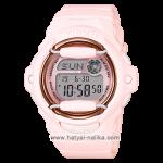 นาฬิกา Casio Baby-G Pink Bouquet series รุ่น BG-169G-4B (ชมพูไข่ไก่) ของแท้ รับประกัน 1 ปี