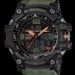 นาฬิกา Casio G-SHOCK x BURTON Mudmaster GG-1000BTN รุ่น GG-1000BTN-1A ของแท้ รับประกัน1ปี
