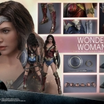 Hot Toys MMS359 Wonder Woman BvS : Dawn Of Justice 1/6 Scale NEW