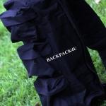 เป้ USMC  สีดำ