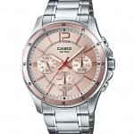 นาฬิกา คาสิโอ Casio STANDARD Analog'men รุ่น MTP-1374D-9AV ของแท้ รับประกัน 1 ปี