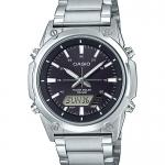 นาฬิกา Casio SOLAR POWERED AMW-S820 series รุ่น AMW-S820D-1AV ของแท้ รับประกัน 1 ปี