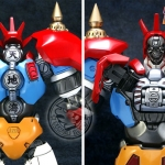 Robot Gokin Series