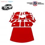 สินค้า PROMOTION!! MAZDA CX-5 พรมกระดุม Original ชุด All Full จำนวน 21 ชิ้น สีแดง