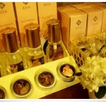 Hair Perfume & Solid Perfume