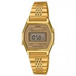 นาฬิกา คาสิโอ Casio STANDARD DIGITAL Vintage รุ่น LA690WGA-9 ของแท้ รับประกัน 1 ปี
