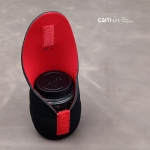 ซองใส่เลนส์กล้อง กระเป๋าใส่เลนส์ (Lens Pouch) Cam-in ขนาดซอง 65x90 mm