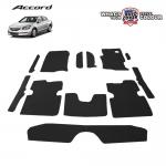 พรมกระดุม Super Save ชุด Full จำนวน 12 ชิ้น Honda Accord Gen 8 2009-2012