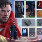 Hot Toys MMS387 Doctor Strange 1/6 Scale NEW
