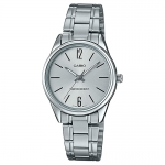 นาฬิกา Casio STANDARD Analog-Ladies' รุ่น LTP-V005D-7B ของแท้ รับประกัน 1 ปี