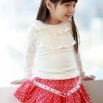 เสื้อเด็กหญิง KK344
