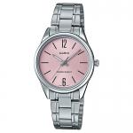 นาฬิกา Casio STANDARD Analog-Ladies' รุ่น LTP-V005D-4B ของแท้ รับประกัน 1 ปี