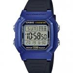 นาฬิกา Casio 10 YEAR BATTERY W-800 series รุ่น W-800HM-2AV ของแท้ รับประกัน 1 ปี