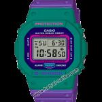 นาฬิกา Casio G-Shock Limited DW-5600TB ThrowBack 1983 series รุ่น DW-5600TB-6 ของแท้ รับประกัน1ปี (หายาก)